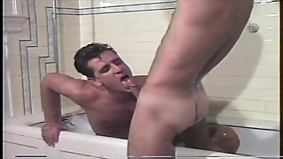 Vintage Gay Bath Time - Time Warp To The 80S