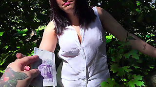 Euro Cutie's Outdoor Facial