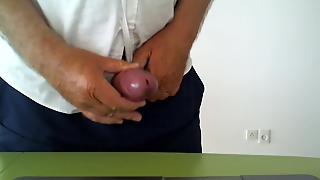 Dick Flashing And Masturbation