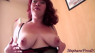 Pov For Red-Hair Milf