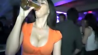 Drunk, Cleavage, Accidental, Nudity, Busty Hot, He's Hot, Busty Cleavage, Drunk Hot