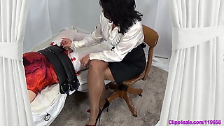 Slapping The Sissy Cream Out