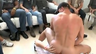 Fucking His Tight Ass
