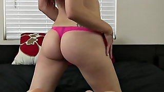 Let Me Give You A Nice View Of My Round Ass In Panties Joi
