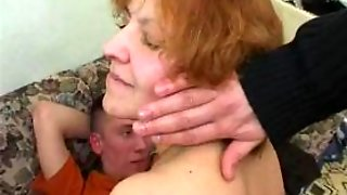 Teen With Milf
