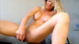 Masturbation Squirting Orgasm On Webcam