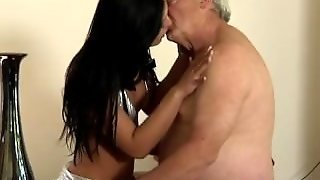 Porno Old And Young Girl But The Woman Is Very Forgiving...