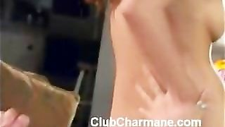Charmane Star Fucks A Masseuse