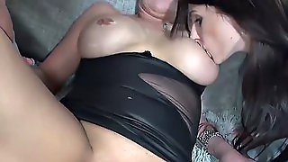 Awesome Threesome With Nanny