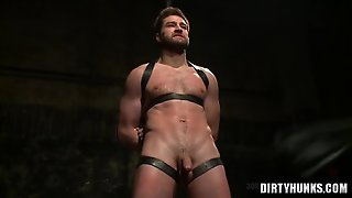 Latino, Muscle, Domination, Bondage, Gay, Fetish