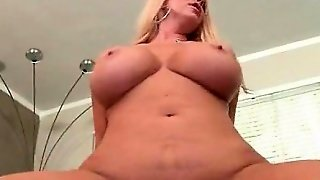 Huge Tits Milf Riding Teen Loaded Shaft