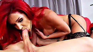Bigtits Ts Fernanda Adores Anal Ride With Her Hunk Man