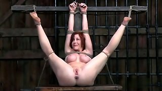 Caned And Violated