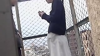 Hot Nurse Dicked In Awesome Public Japanese Sex Video