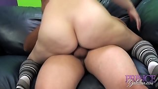 Casting With This Girl Becomes Very Hot Because She Is A Sexy Girl