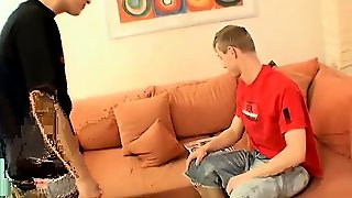 Spanking Therapy For Men Gay Caught Wanking & Spanked!