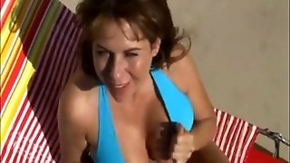 Pov Mom Blowjob