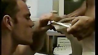His First Huge Cock
