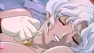 Hentai Warrior Girl Penetrated By His Huge Dick