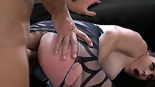 Watch Luna Kitsuen In This Gothic Porn Where She Is Wearing Black Makeup And A Spiked Necklace While Getting Mouth Fucked Hardcore Just Like The Way Them Gothic Chick Like.