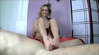Jodi West Individual Footjob
