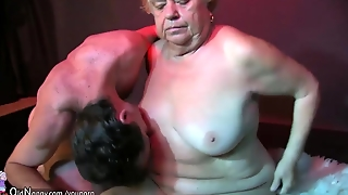 Two Old Matures Fucking
