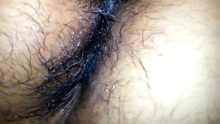 Mature Latina Hairy Creampie