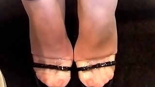 Close, Foot Fetish Nylon, Foot Fetish Stockings, Nylonstockings, Fetish Stockings, Foot Fetish In Nylon, Fetish Close, Stockings Toes, Stock Ing S, Nylonfetish