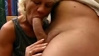 German Hairy Mature Anal
