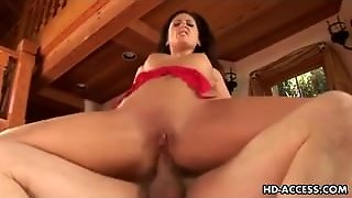 Hard Anal With Luscious Lopez
