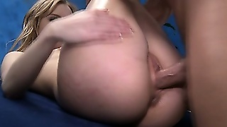 Teen Gets Fucked Hard