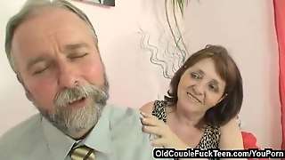 Old Men Sex, Threesome Facial, Facial Threesome, Blonde Couple, Old Couple Having Sex, The Old Couple, An Old Couple, Old Men And