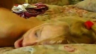 Babysitter Swallows Cum And Gets A Facial Fucking
