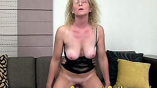 Creampie Cathy - Sloppy Double Creampie