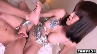 Japan Shemale Hardcore With Cumshot