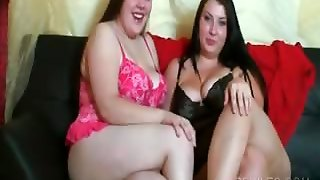 Bbw Teens Having Their First Lesbian Experience