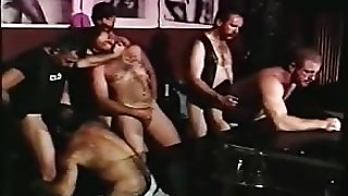 Group Orgy With Body Builders
