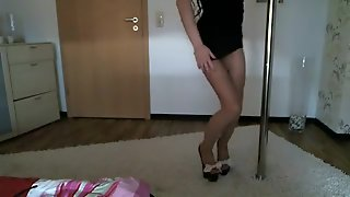 Crazy Amateur Video With Foot Fetish, Solo Scenes