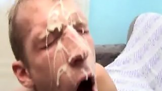 Man Buttered Hard Fuck Gay Anal