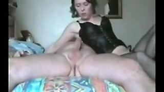 Milf From Sexdatemilf.com Taking A Pussy And Ass Fuck