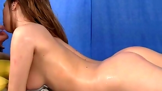 Sex Massage Young Blonde