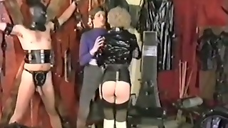 Stunning Vurly Babe Sucks Big Cock And Gets Tied Roughly