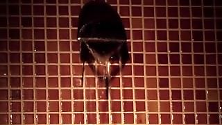 Squirting In The Shower