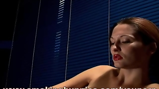 Sofy Erotic Smoking Clip