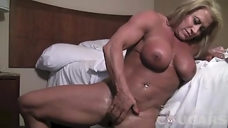 Big Clit, Female Bodybuilder, Female Muscle, Hd