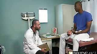 Doctor Pounded By Hard Up Black Patient