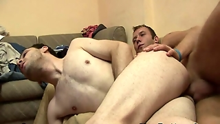 Bareback Gay Make Out With Their Ass