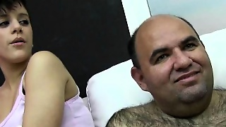 Spanish Orgy With Petite Girls