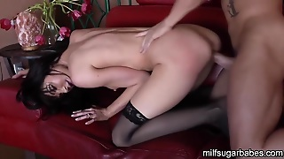 Helping Family With Her Pussy