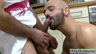 Hot Son Anal Play